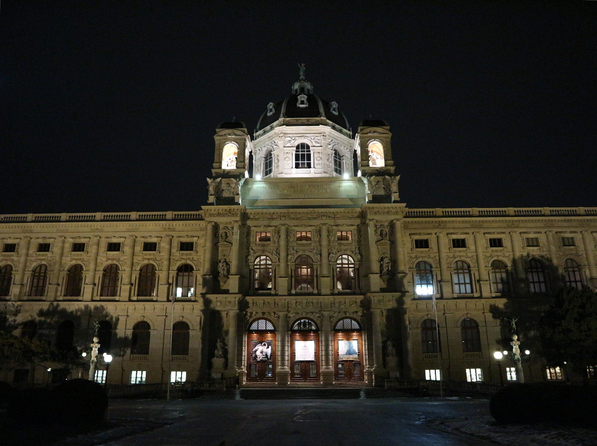 The art history museum.