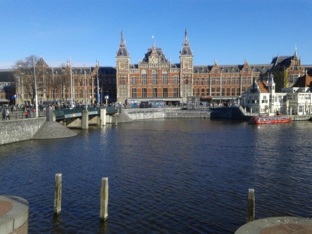 Impressions of Amsterdam – Wandering Wim's Blog